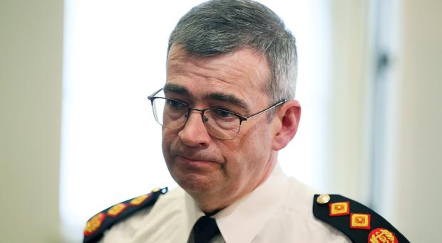 Garda Commissioner Drew Harris (Brian Lawless/PA)