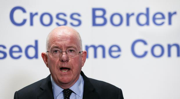Justice Minister for the Republic of Ireland Charlie Flanagan (Brian Lawless/PA)