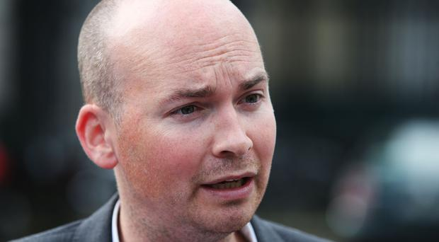 Paul Murphy said he would continue in his role as a member of Solidarity-People Before Profit (Brian Lawless/PA)