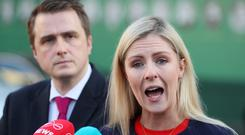 Lisa Chambers admitted she accidentally recorded a vote for her colleague (Brian Lawless/PA)