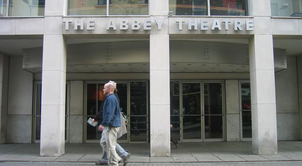 The Abbey Theatre in Dublin (Haydn West/PA)