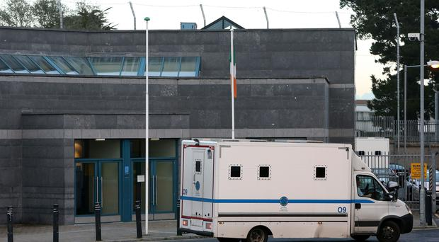 A general view of Cloverhill court and prison (Brian Lawless/PA)