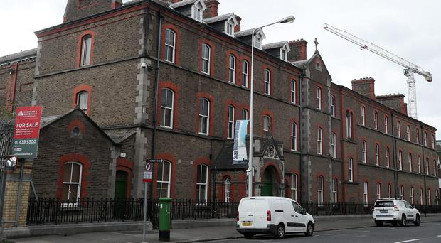 A general view of a former Magdalene Laundry (Brian Lawless/PA)