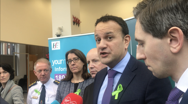 Taoiseach Leo Varadkar said the costs associated with the printer are a matter for the Houses of the Oireachtas Commission.