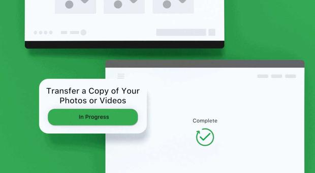 Facebook is releasing a photo transfer tool (Facebook/PA)
