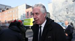 The board of Football Association Ireland has confirmed that its former CEO John Delaney, who resigned in September, received a severance package of 462,000 euro.