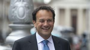 Leo Varadkar said he had chosen the best people for junior ministerial roles (PA)