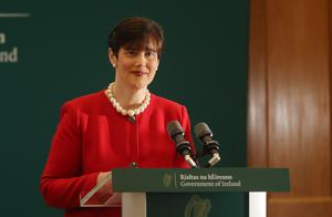 Norma Foley is expected to make recommendations on Tuesday (Niall Carson/PA)