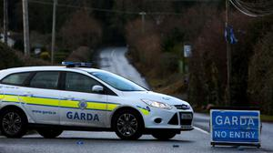 The pedestrian died in the accident on Finglas Road