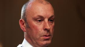 John Twomey said the operation shows An Garda Siochana's determination to ensure the security of the state (PA)