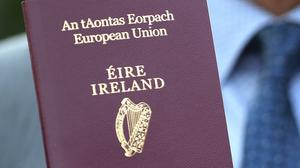 Official Passport Office figures showed than more than 84,000 people from Northern Ireland made applications in 2018.
