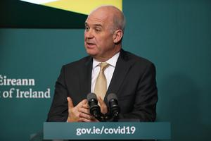 Chief medical officer Dr Tony Holohan (Nick Bradshaw/The Irish Times)