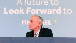 Richard Bruton said the fund can help innovative projects (Aine McMahon/PA)