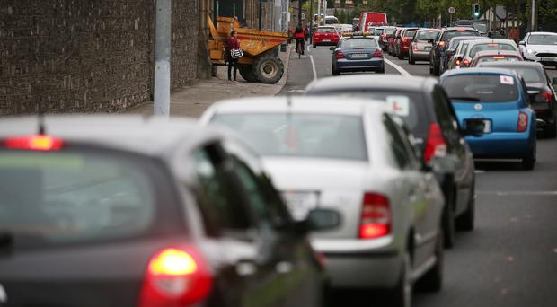 Data shows the private motor insurance industry is generating an operating profit of around 9% (Brian Lawless/PA)