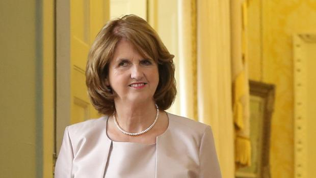 Tanaiste Joan Burton said the bonus payment was a sign of economic recovery
