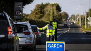 Over 400 people have been fined by gardai for breaching Covid-19 travel restrictions (Liam McBurney/PA)