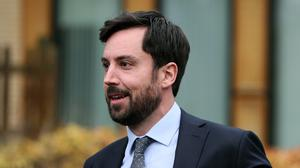 Housing minister Eoghan Murphy (PA)