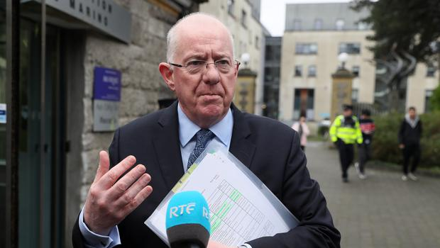 Minister for Justice Charlie Flanagan said he wanted to strengthen hate speech legislation (Brian Lawless/PA)