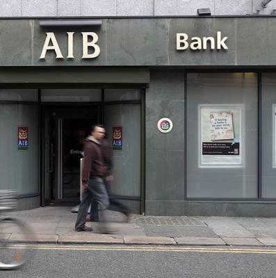 AIB has joined Danske Bank and Ulster Bank in reporting profits for the first nine months of the year