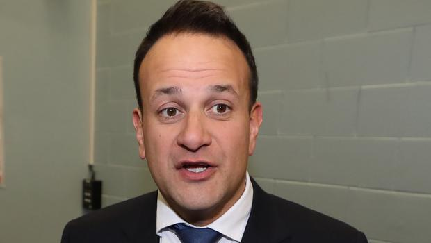 Leo Varadkar has ruled out forming a Government with Sinn Fein (Liam McBurney/PA)