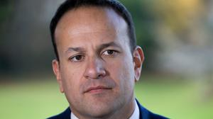 An Irish general election in the mouth of Brexit would not have been in the country's interest, Taoiseach Leo Varadkar said (Tom Honan/PA)