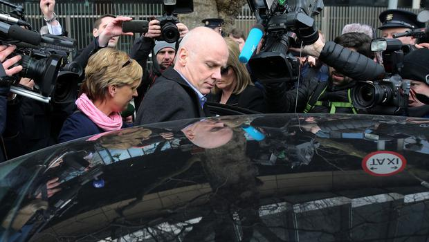 Drumm was the chief executive in 2008 (Brian Lawless/PA)