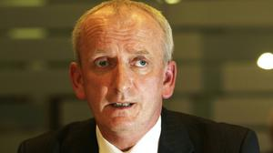 Bernard Gloster has raised concerns about the pace of reform in the organisation at the Oireachtas Children's Committee (Niall Carson/PA)