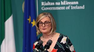 Liz Canavan, assistant secretary for social policy for the Taoiseach (Brian Lawless/PA)