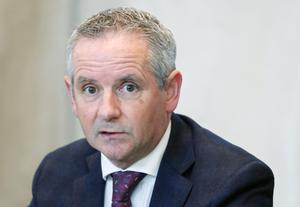 HSE director general Paul Reid said the doctor worked diligently and selflessly to care for patients at all times and particularly during the pandemic (Niall Carson/PA).