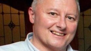 Detective Garda Colm Horkan died after being shot in Castlerea, Co Roscommon, on Wednesday night (Garda/PA)