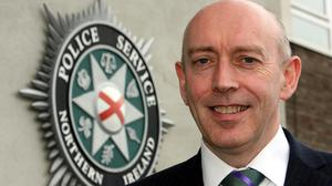 "Former assistant chief constable Peter Sheridan said it is still a ""fragile"" peace process"