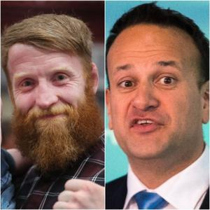 Paddy Holohan apologised for comments about Leo Varadkar (Niall Carson/Liam McBurney/PA)