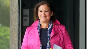 Mary Lou McDonald has claimed the cut in the Pandemic Unemployment Payment (PUP) will lead to economic hardship (PA)