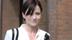 Dolores O'Riordan was arrested at Shannon Airport on November 10 last year after flying in from New York