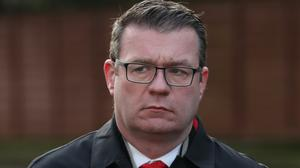 Labour Party leader Alan Kelly (Brian Lawless/PA)