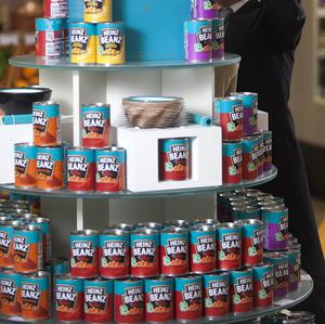 Beanz mean business: Heinz and Kraft join forces