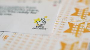 Lottery winners who scoop more than 15,000 euro will not be able to collect their winnings because of coronavirus restrictions (PA)