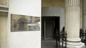 The man told Bristol Crown Court that being shut in the room was 'unspeakable'