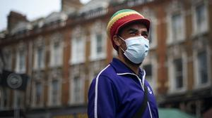 The use of non-medical face masks should be a matter of personal choice, ministers said (Victoria Jones/PA)
