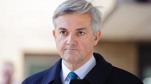 Three judges heard Chris Huhne's case at the Court of Appeal in London
