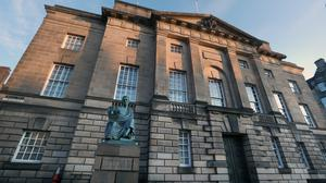 Alastair Greig was sentenced at the High Court in Edinburgh (Andrew Milligan/PA)