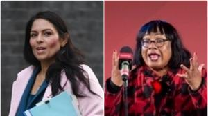Diane Abbott has called for Priti Patel to step down as Home Secretary while allegations of bullying are investigated (PA)