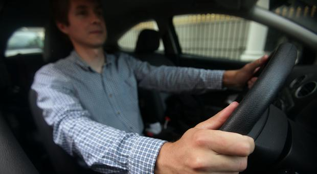 Failing to wear a seat belt on Britain's roads is currently punished with an on-the-spot fine (Yui Mok/PA)