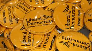 Police are investigating donations to the Liberal Democrats
