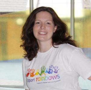 Susan Taylor died while attempting to swim the English Channel for charity, the Foreign Office said (Rainbows Hospice for Children and Young People)