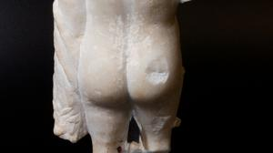The Roman statuette highlighted by Yorkshire Museum (Yorkshire MuseumPA)