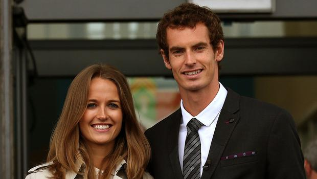 Kim Sears and Wimbledon champion Andy Murray have got engaged