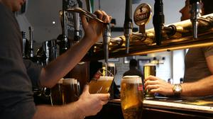 Wetherspoon's announces reopening plans to ensure social distancing (Yui Mok/PA)