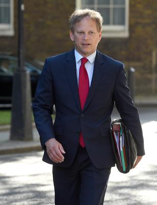 Transport Secretary Grant Shapps will have to quarantine (Kirsty O'Connor/PA)