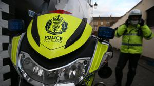 Police are appealing for witnesses after a 74-year-old woman died in a crash on the M74 (Andrew Milligan/PA)
